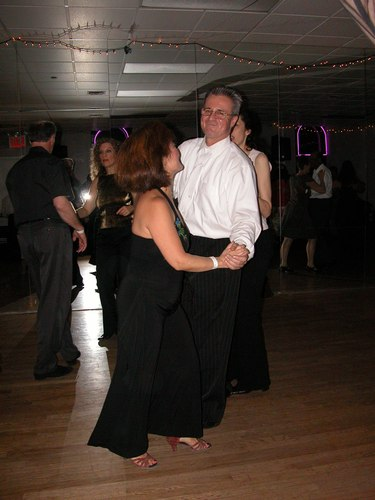 Mixed Ballroom at Club 412