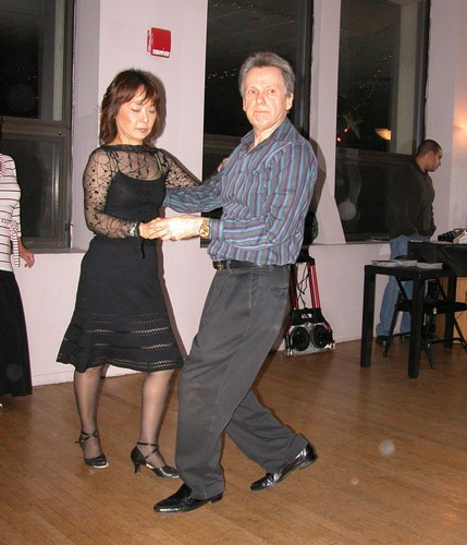 Latin Dance at Club 412