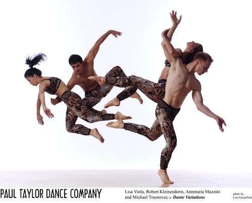 Paul Taylor Dance Company - Dante Variations