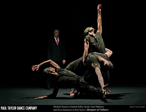 Paul Taylor Dance Company - Banquet of Vultures