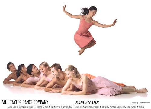 Paul Taylor Dance Company - Esplanade