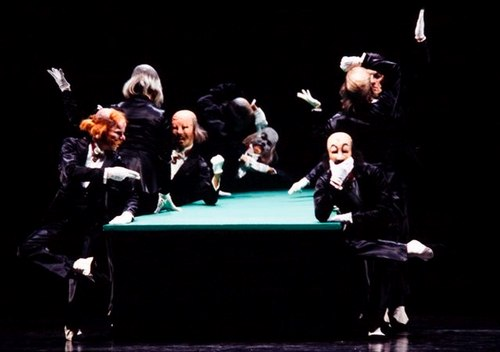The Joffrey Ballet in 'Green Table'