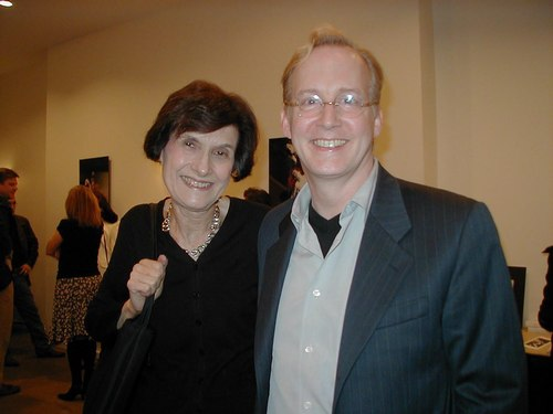 Ruth Chester, Exec Director, and Michael Kraus, Artistic Director