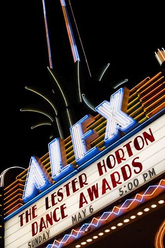Lestor Horton Dance Awards, Milesones-Los Angeles Dance May 6, 2007, Alex Theatre Glendale