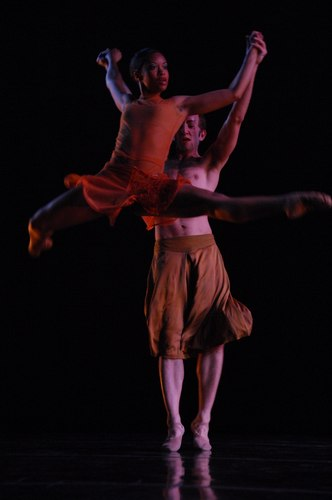 Alonzo King's 'Lines Ballet'