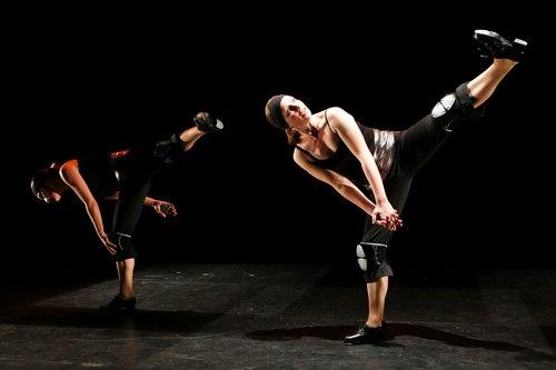 Darrah Carr Dance & Barry Blumenfeld's Tap Fusion