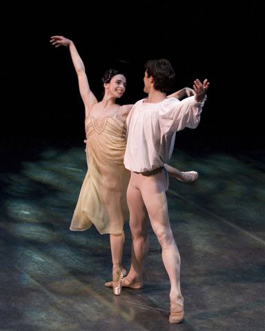 ABT's Alessandra Ferri and Roberto Bolle in 'Romeo and Juliet'