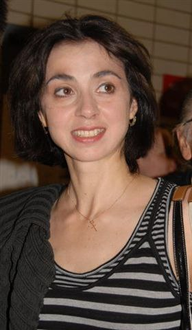 Nina Ananiashvili at the Stage Door