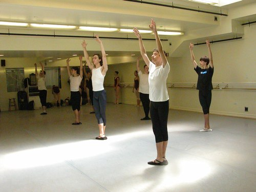 Jennifer McKelvey's Level E Technique Class