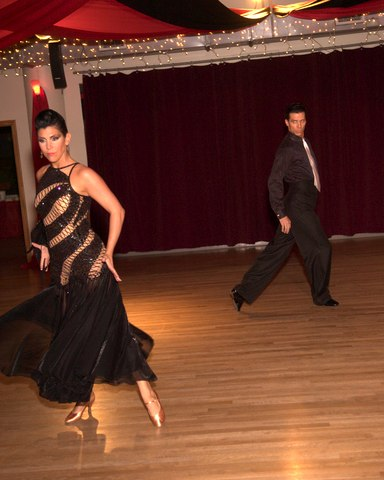 Tony Scheppler & Tonja Martin - American Tango