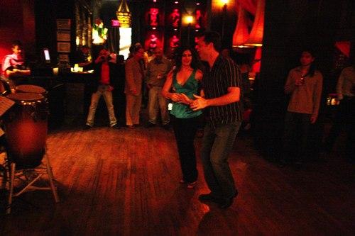 Dancing at Taj Camera: ISO 6400, 1/60, 1.4, Brightness adjusted using Curves in Photoshop