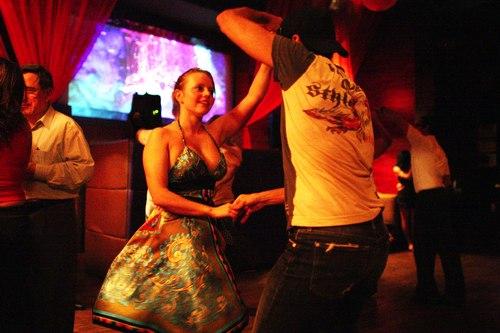 Dancing at Taj Camera: ISO 6400, 1/100, 1.4, Brightness adjusted using Curves in Photoshop