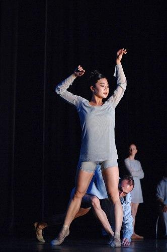 Ballet NY's Anitra Nurnberger