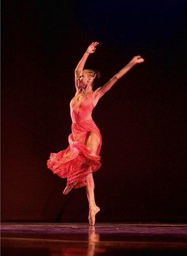 Ballet NY's Kellye Saunders
