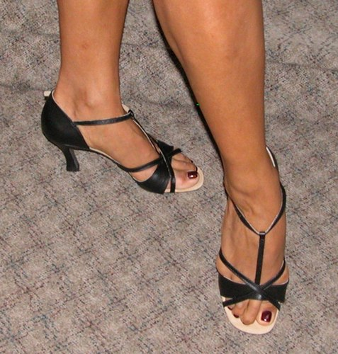 Shoes by Capezio. Modeled by Talia Castro-Pozo. Available at <a href='http://www.onstagedancewear.com'>OnStageDancewear.com</a>.