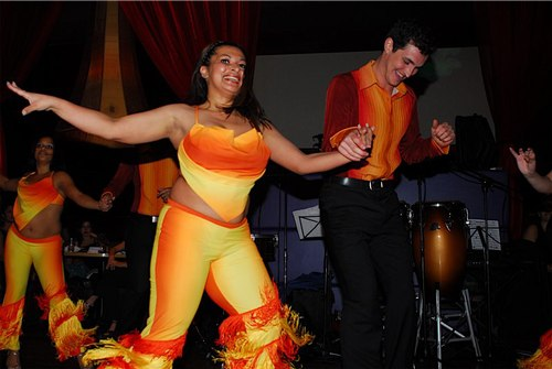 Salsa and More at Taj