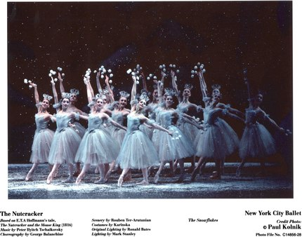 The Snowflakes (New York City Ballet)