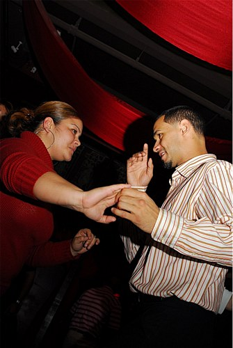 Salsa and More at Taj (11/20/2007)