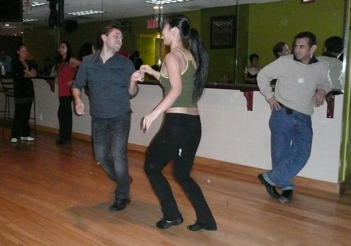 Salsa at Club 412