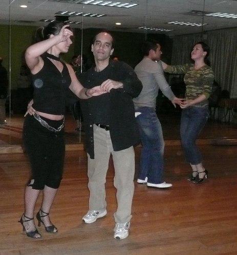 Salsa at Club 412
