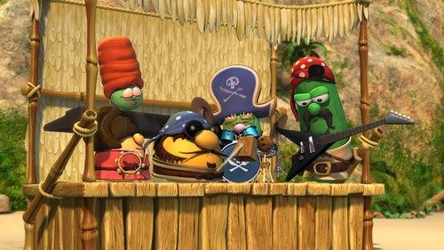 Vegetable Rock Band