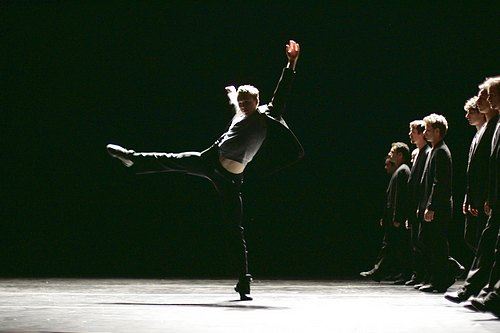 Hubbard Street Dance Chicago: Minus 16