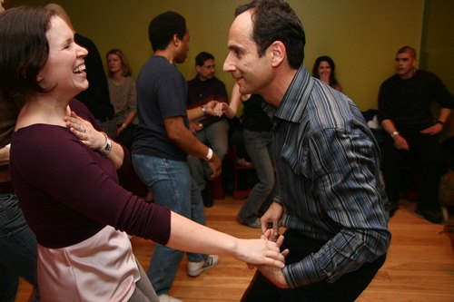 Swing and Salsa at Club 412<br> (<a href='http://www.liveswideopen.com/'>www.liveswideopen.com/</a>)
