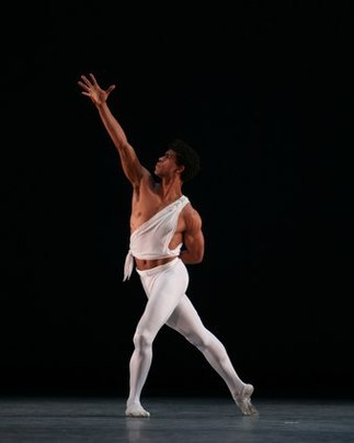 Carlos Acosta in <i>Apollo</i>