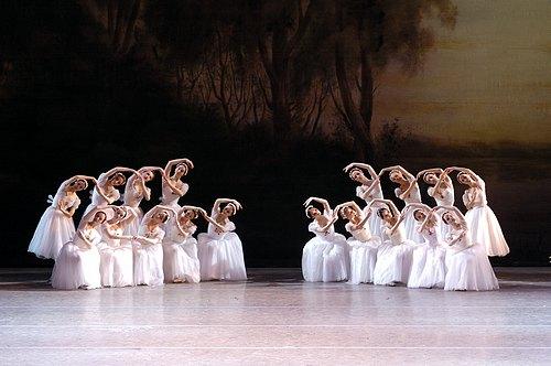 Corps de Ballet, Chopianiana