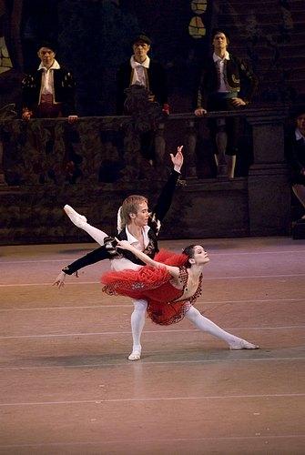 Leonid Sarafanov & Olesya Novikova, Don Quixote
