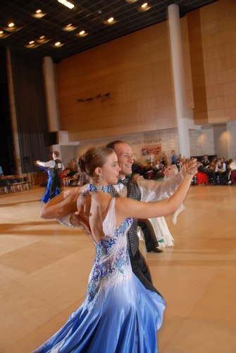 The Big Apple Dancesport Challenge Columbia University Ballroom Dance Team International Standard Session 2