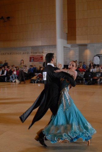 The Big Apple Dancesport Challenge Columbia University Ballroom Dance Team Session 3 International Standard