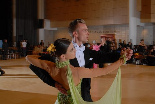 The Big Apple Dancesport Challenge Columbia University Ballroom Dance Team Session 5 Promenade, International Standard