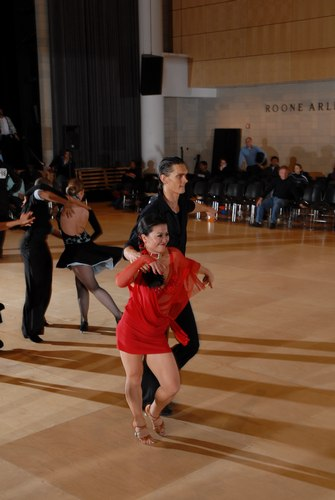 The Big Apple Dancesport Challenge Columbia University Ballroom Dance Team Session 10 International Latin: Gold Jive