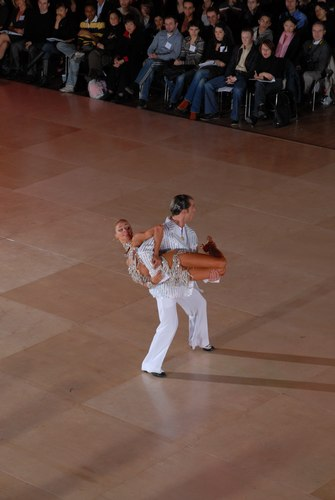 The Big Apple Dancesport Challenge Session 12 Professional Performance Riccardo Cocchi and Yulia Zagoruychenko