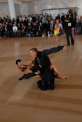 The Big Apple Dancesport Challenge Columbia University Ballroom Dance Team Session 15 International Championship Latin