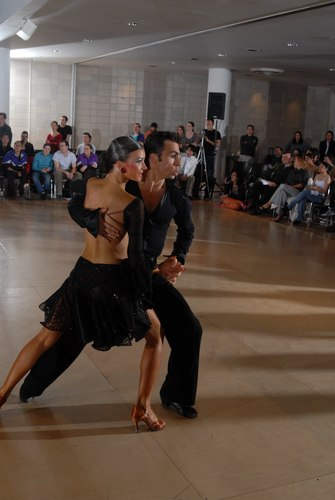 The Big Apple Dancesport Challenge Columbia University Ballroom Dance Team Session Unknown International Championship Latin