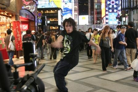 A Japanese B-Boy