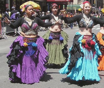 Manhattan Tribal