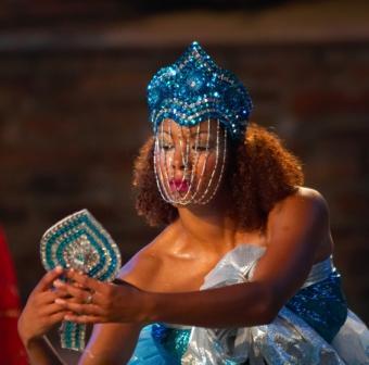 Katiana Rush of Viver Brasil Dance Company