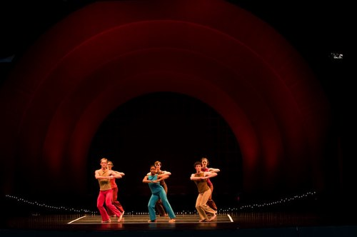 Mark Morris Dance Group Excursions