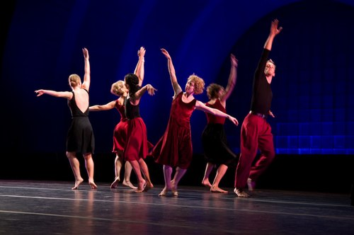 Mark Morris Dance Group Love Song Waltzes