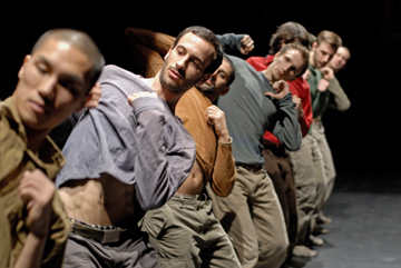 Hofesh Shechter Company 'Uprising'