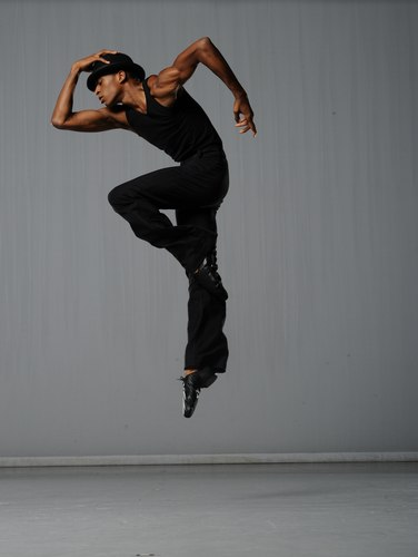 Josh Johnson, Ailey company
