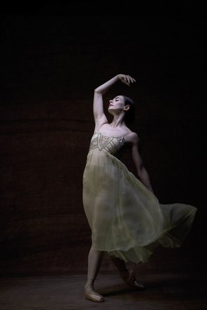 Alessandra Ferri in <i>Romeo and Juliet</i>
