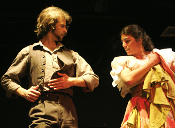 Antonio Hidalgo and Barbara Martinez