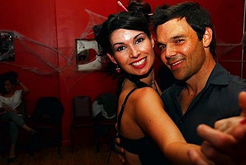 Hot Salsa Fridays @ La Nacional<br> (<a href='http://www.juleshelm.com'>www.JulesHelm.com</a>)