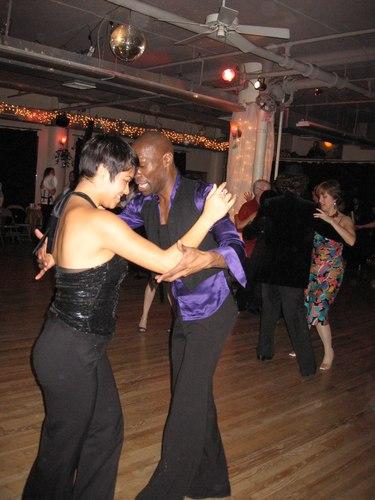 Spectacular dancing!