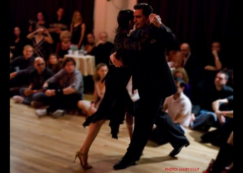 All Night Milonga at Stepping Out Studios