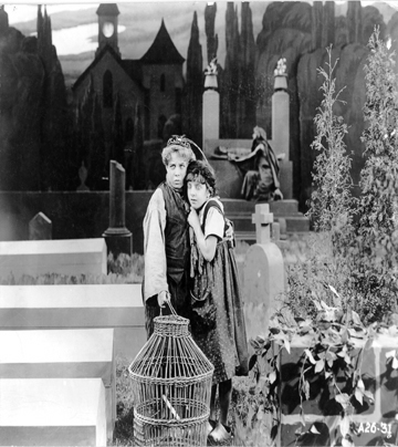 The Blue Bird directed by Maurice Tourneur, USA, 1918; 81m Kino International